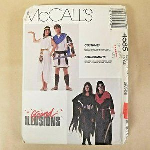 McCalls Pattern #4585 Couples Costumes